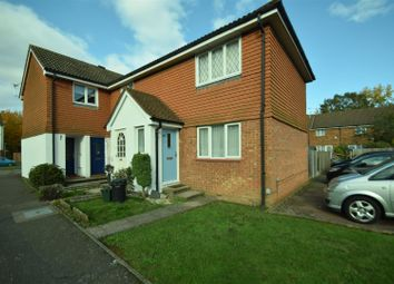 Thumbnail 2 bed maisonette to rent in Heathcote Way, Yiewsley, West Drayton