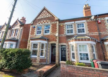 Thumbnail 3 bedroom end terrace house for sale in St. Bartholomews Road, Reading