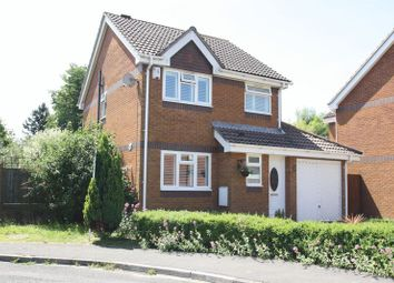 Thumbnail 3 bed detached house for sale in Astral Gardens, Hamble, Southampton
