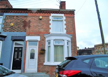Thumbnail 2 bedroom end terrace house for sale in Owen Road, Kirkdale, Liverpool