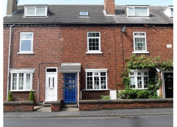 Thumbnail 3 bedroom terraced house for sale in Primrose Cottages, Selby