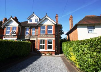 Thumbnail 5 bed semi-detached house to rent in Bath Road, Thatcham