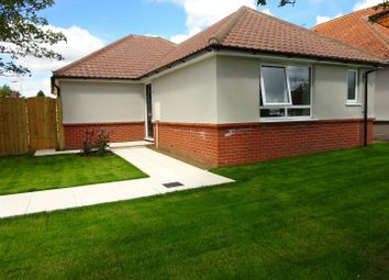 Thumbnail 2 bedroom detached bungalow for sale in Bixley Road, Ipswich