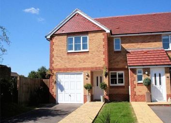 Thumbnail 3 bed semi-detached house to rent in Purslane Gardens, Titchfield Park, Fareham