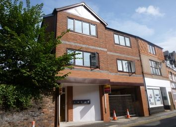 Thumbnail 2 bed flat to rent in Parkgate Road, Parkgate, Neston