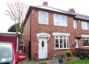 Thumbnail 3 bed terraced house for sale in Gorse Avenue, South Shields