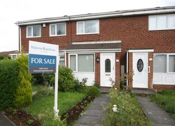 Thumbnail 2 bed terraced house for sale in Worsley Close, Wallsend, Newcastle Upon Tyne