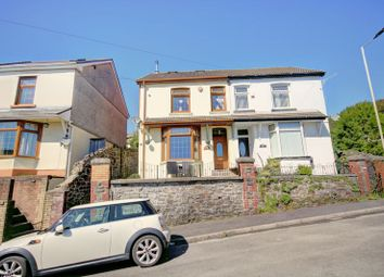 2 bed semi-detached house for sale in Wern Street, Clydach Vale, Tonypandy CF40
