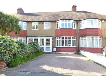 Thumbnail 4 bed terraced house to rent in Leamington Avenue, Morden