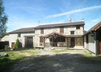 Thumbnail 4 bed country house for sale in Le Chatenet-En-Dognon, Haute-Vienne, 87400, France