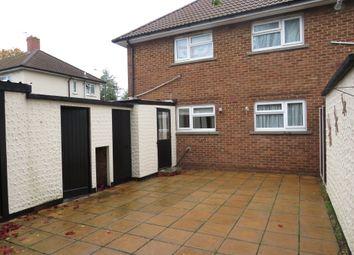 Thumbnail 1 bedroom flat for sale in Greystoke Avenue, Southmead, Bristol