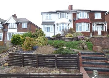 Thumbnail 3 bed semi-detached house for sale in Gorsty Hill Road, Rowley Regis, West Midlands, United Kingdom