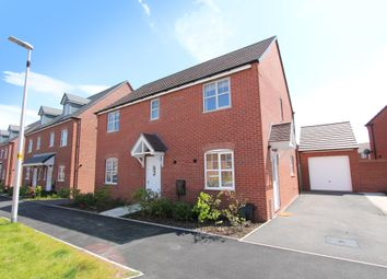 Thumbnail 4 bed detached house to rent in Macaulay Road, Bishops Itchington