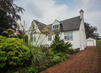 Thumbnail 4 bed detached house for sale in Crinan, Locher Road, Bridge Of Weir