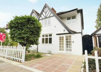Thumbnail 4 bed semi-detached house to rent in Tudor Gardens, London