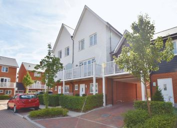 Thumbnail 4 bed terraced house for sale in Venics Way, High Wycombe