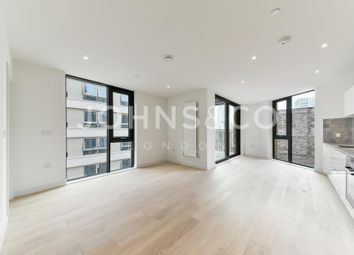 Thumbnail 2 bed flat to rent in Masthead House, Royal Wharf