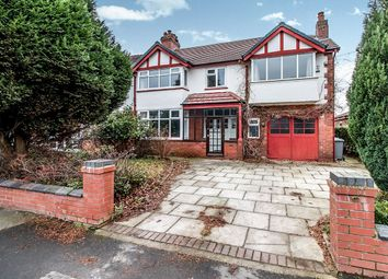 Thumbnail 5 bed semi-detached house to rent in Winstanley Road, Sale