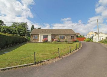 Thumbnail 5 bed detached bungalow for sale in Llantrisant Road, Pontyclun