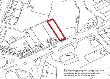 Thumbnail Land for sale in 531, Main Street, Coatbridge ML53Eb