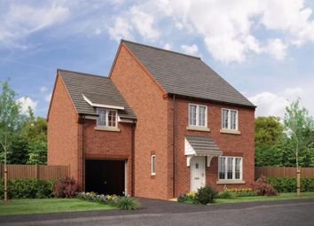Thumbnail 4 bed detached house for sale in Somersgate, Longlands, Repton, Derbyshire