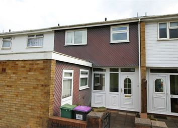 Thumbnail 3 bed terraced house for sale in Coleford Path, St Dials, Cwmbran, Torfaen