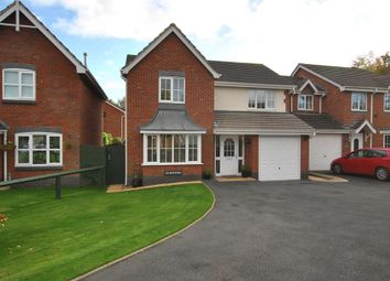 Thumbnail 4 bed detached house for sale in Bluebell Coppice, Red Lake, Telford, Shropshire