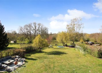 Thumbnail 4 bed semi-detached house for sale in Saxlingham Lane, Lower Tasburgh, Norwich, Norfolk