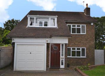 Thumbnail 4 bed detached house to rent in Folkington Corner, Woodside Park