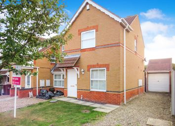 Thumbnail 2 bed semi-detached house for sale in Foxhunters Way, South Elmsall, Pontefract