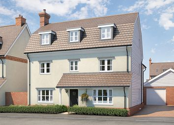 "Thumbnail 5 bed property for sale in ""The Blackmore"" at Factory Hill, Tiptree, Colchester"