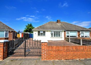 Thumbnail 2 bed bungalow for sale in Pagehall Close, Scartho, Grimsby