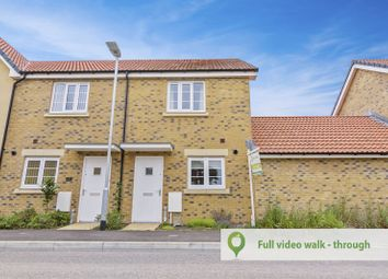 Thumbnail 2 bed terraced house for sale in Harrier Drive, Brympton, Yeovil