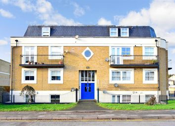 Thumbnail 2 bedroom flat for sale in Darnley Road, Gravesend, Kent
