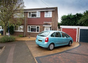 Thumbnail 3 bed semi-detached house for sale in Sycamore Close, Biggleswade, Bedfordshire