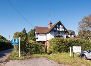 Thumbnail 4 bedroom detached house for sale in Harpsden, Henley-On-Thames
