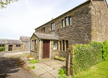 Thumbnail 4 bed detached house for sale in Carr Road, Rossendale