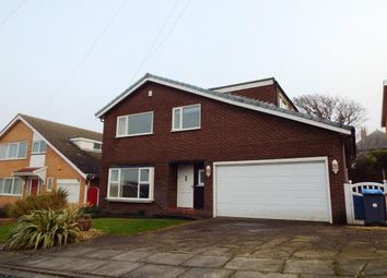 Thumbnail 4 bed detached house for sale in The Knowle, Blackpool, Lancashire