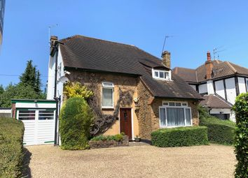 Thumbnail 3 bedroom detached house for sale in Norman Crescent, Pinner