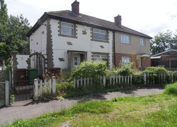 Thumbnail 3 bed semi-detached house to rent in Crewe Road, Castleford