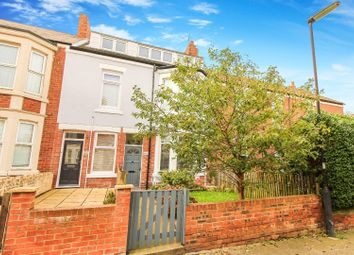 Thumbnail 2 bed flat for sale in Cambridge Avenue, Whitley Bay
