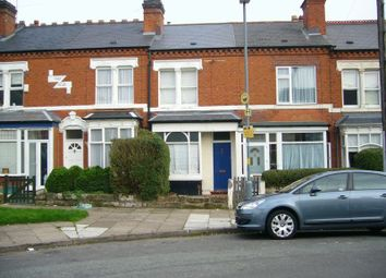 Thumbnail 3 bed terraced house to rent in Earls Court Road, Harborne, Birmingham