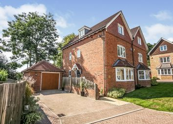 Thumbnail 4 bedroom town house for sale in Astor Park, Maidstone