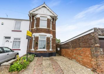 Thumbnail 2 bed end terrace house for sale in Elgin Road, Southampton