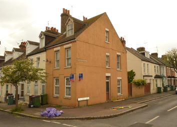 Thumbnail 2 bed end terrace house for sale in Marshall Street, Folkestone, Kent