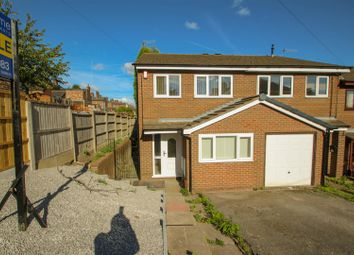Thumbnail 3 bedroom semi-detached house for sale in Oak Street, Birches Head, Stoke-On-Trent