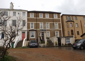 Thumbnail 1 bed flat to rent in Marine Parade, Hythe