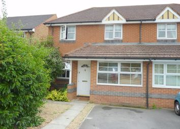 Thumbnail 3 bed semi-detached house for sale in Kensington Park, Magor, Caldicot