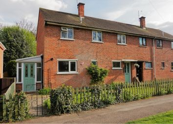 Thumbnail 3 bed semi-detached house for sale in Carlton Avenue, Narborough