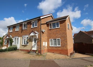 Thumbnail 4 bed semi-detached house for sale in Gainsborough Drive, Lawford, Manningtree